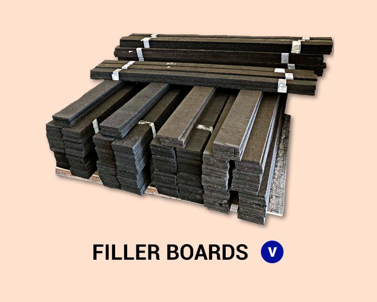FILLER-BOARDS